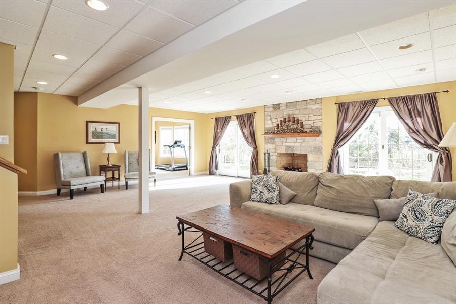 Real Estate Photography - 824 Wedgewood Court, Lindenhurst, IL, 60046 - Basement