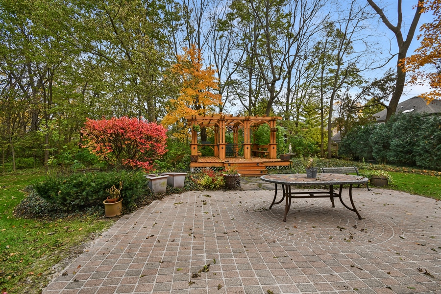 Real Estate Photography - 1528 N. Loomis Street, Naperville, IL, 60563 - Patio