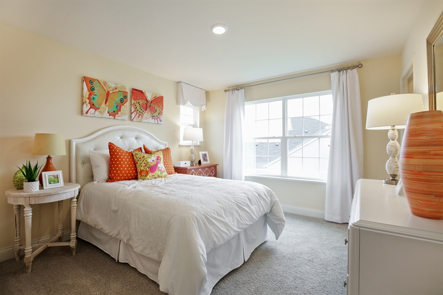 Real Estate Photography - 1015 Mayhaw Drive, Crystal Lake, IL, 60012 - 3rd Bedroom