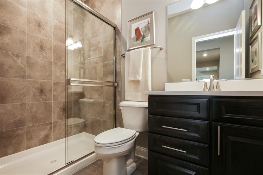 Real Estate Photography - 1015 Mayhaw Drive, Crystal Lake, IL, 60012 - Bathroom