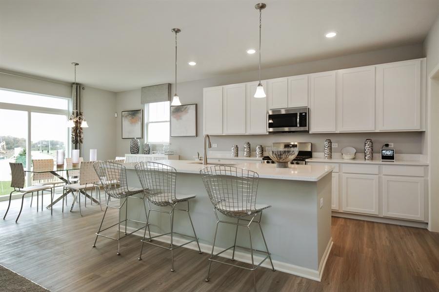 Real Estate Photography - 1021 Mayhaw Drive, Crystal Lake, IL, 60012 - Kitchen