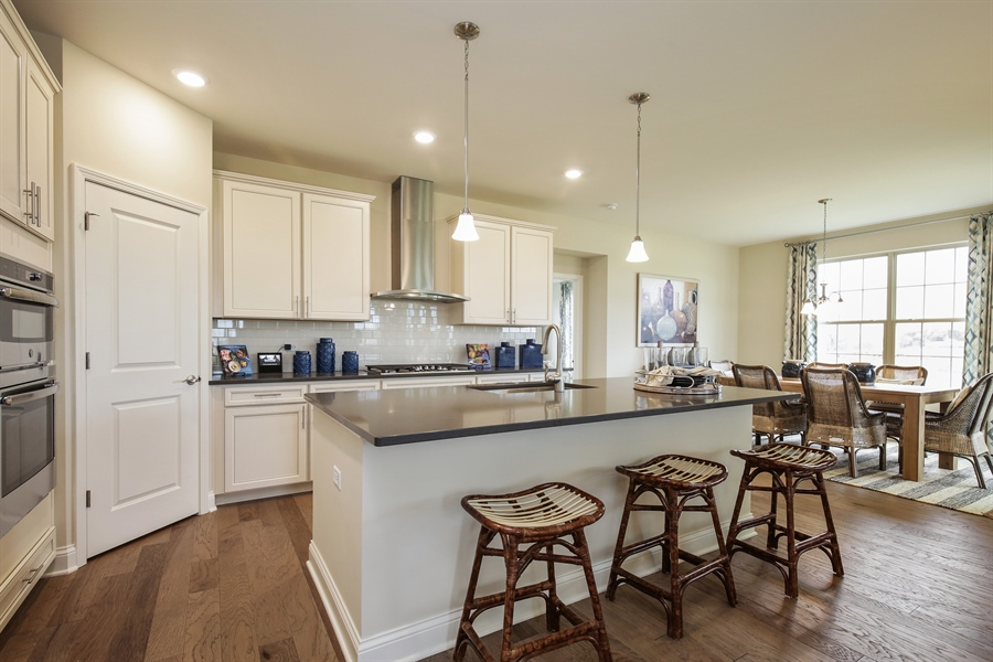 Real Estate Photography - 1027 Mayhaw Drive, Crystal Lake, IL, 60012 - Kitchen