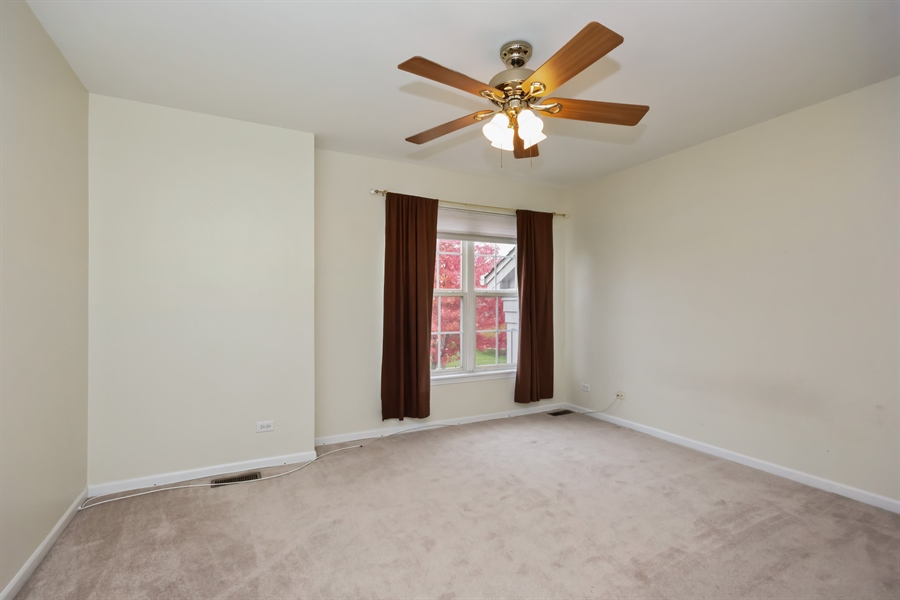 Real Estate Photography - 2936 ANDRUS Drive, West Chicago, IL, 60185 - 2nd Bedroom