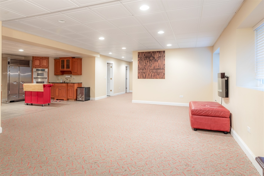 Real Estate Photography - 25603 N. warwick Road, Tower Lakes, IL, 60010 - Lower Level