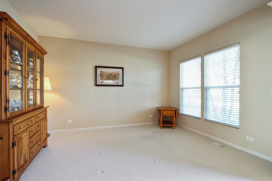 Real Estate Photography - 1167 Blue Heron Circle, Antioch, IL, 60002 - Living Room