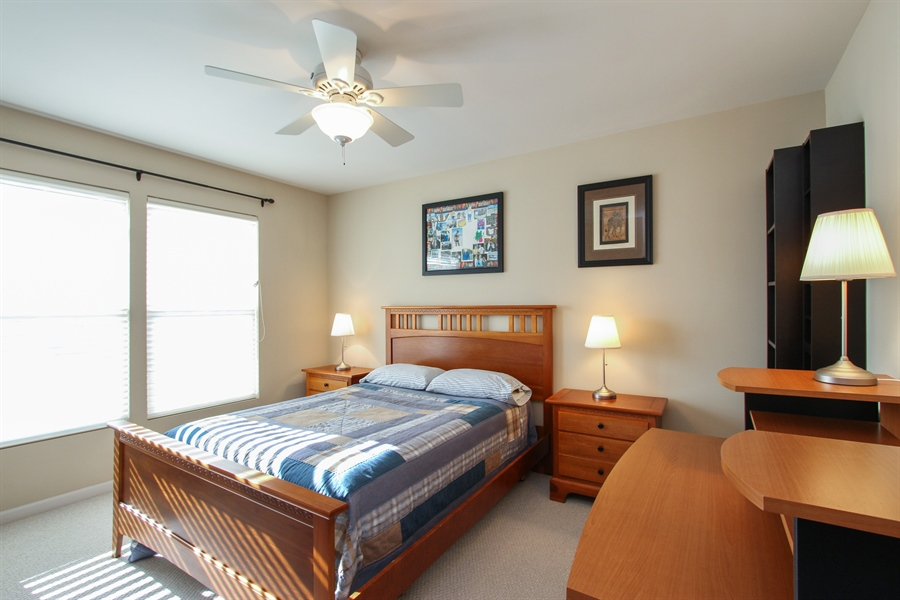 Real Estate Photography - 1167 Blue Heron Circle, Antioch, IL, 60002 - 2nd Bedroom