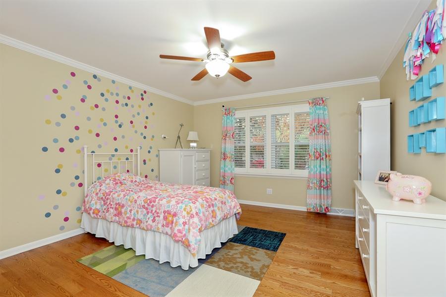 Real Estate Photography - 25W137 Jane Avenue, Naperville, IL, 60540 - Bedroom