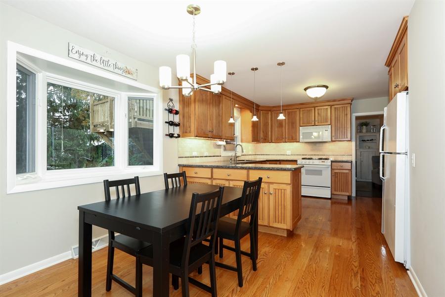 Real Estate Photography - 25W137 Jane Avenue, Naperville, IL, 60540 - Kitchen / Breakfast Room