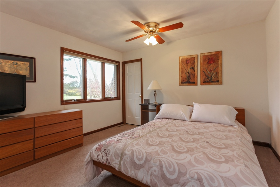 Real Estate Photography - 14465 Dan Patch Lane, Libertyville, IL, 60048 - 2nd Bedroom