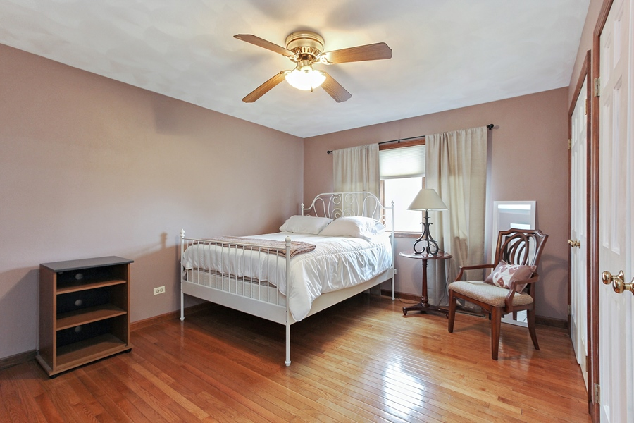 Real Estate Photography - 14465 Dan Patch Lane, Libertyville, IL, 60048 - 3rd Bedroom