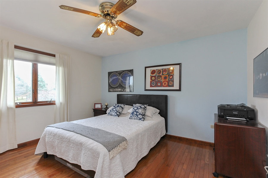Real Estate Photography - 14465 Dan Patch Lane, Libertyville, IL, 60048 - 4th Bedroom