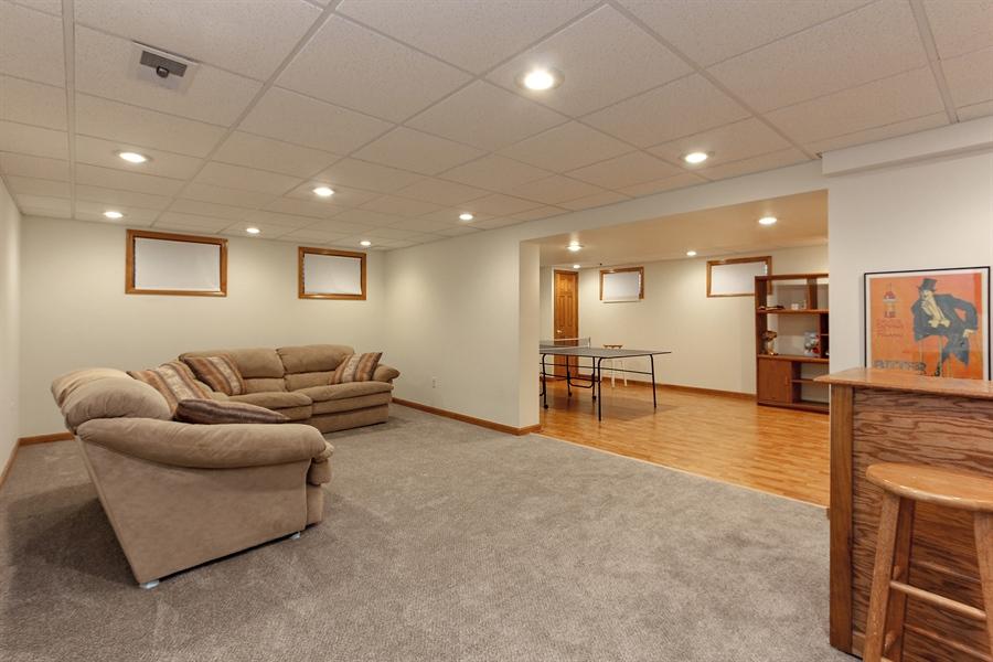 Real Estate Photography - 14465 Dan Patch Lane, Libertyville, IL, 60048 - Basement