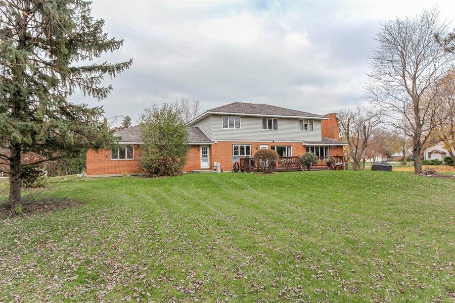 Real Estate Photography - 14465 Dan Patch Lane, Libertyville, IL, 60048 - Back Yard