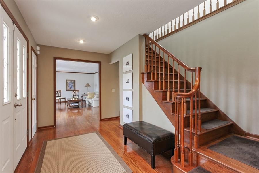 Real Estate Photography - 14465 Dan Patch Lane, Libertyville, IL, 60048 - Foyer