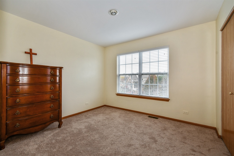 Real Estate Photography - 751 Pheasant Trail, Unit 751, St. Charles, IL, 60174 - 2nd Bedroom
