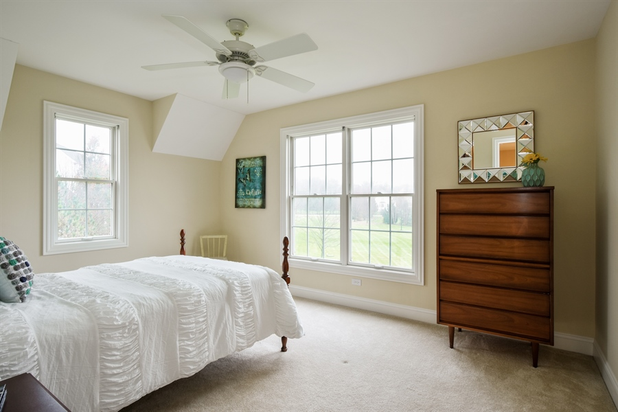 Real Estate Photography - 28413 W. Harvest Glen Circle, Cary, IL, 60013 - 3rd Bedroom