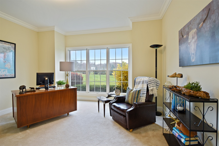 Real Estate Photography - 28413 W. Harvest Glen Circle, Cary, IL, 60013 - Office