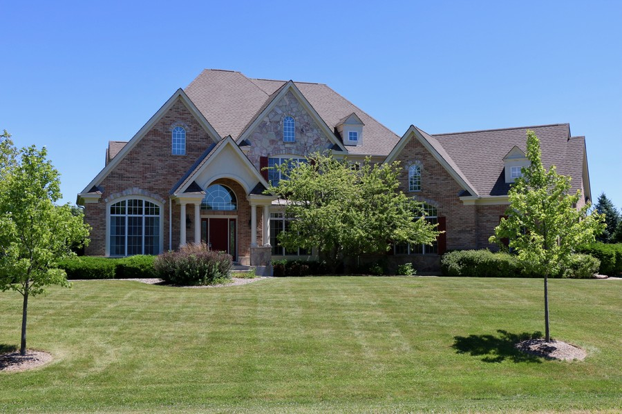 Real Estate Photography - 28413 W. Harvest Glen Circle, Cary, IL, 60013 -