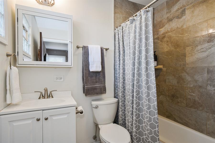 Real Estate Photography - 26363 N. Walnut Avenue, Mundelein, IL, 60060 - Master Bathroom