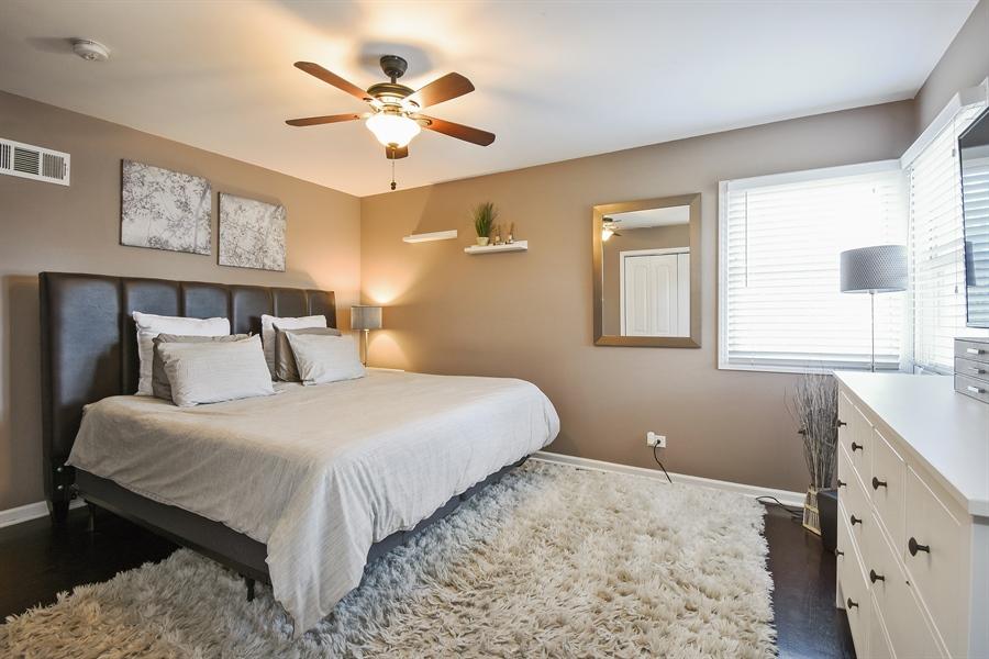 Real Estate Photography - 26363 N. Walnut Avenue, Mundelein, IL, 60060 - Master Bedroom