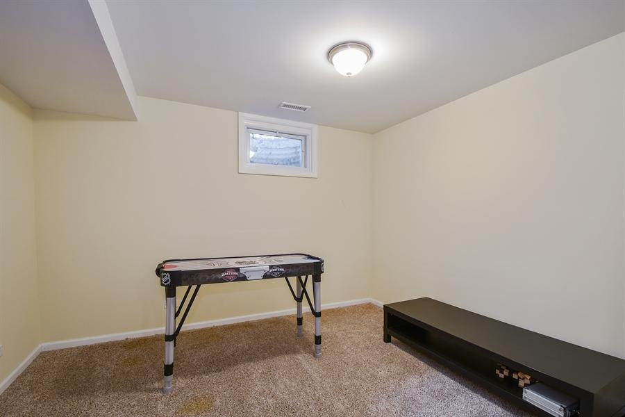 Real Estate Photography - 26363 N. Walnut Avenue, Mundelein, IL, 60060 - Basement