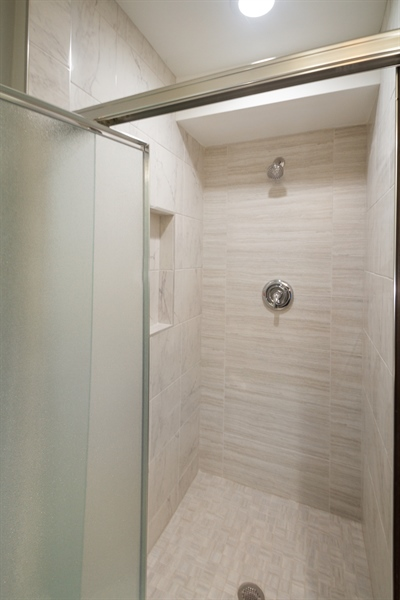 Real Estate Photography - 403 W South Street, Woodstock, IL, 60098 - 3rd Bathroom