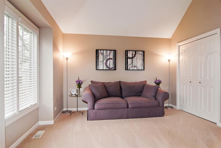 Real Estate Photography - 961 Waterside Court, Aurora, IL, 60502 - Den