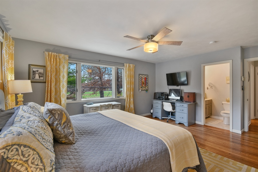 Real Estate Photography - 307 Woodward Ave, Geneva, IL, 60134 - Master Bedroom