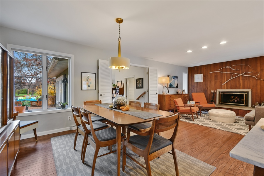 Real Estate Photography - 307 Woodward Ave, Geneva, IL, 60134 - Dining Room