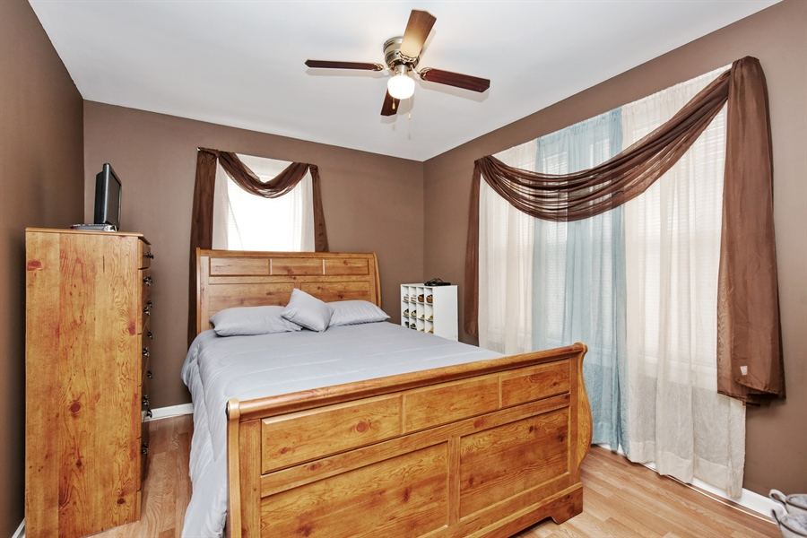 Real Estate Photography - 644 PALACE Street, Aurora, IL, 60506 - Master Bedroom