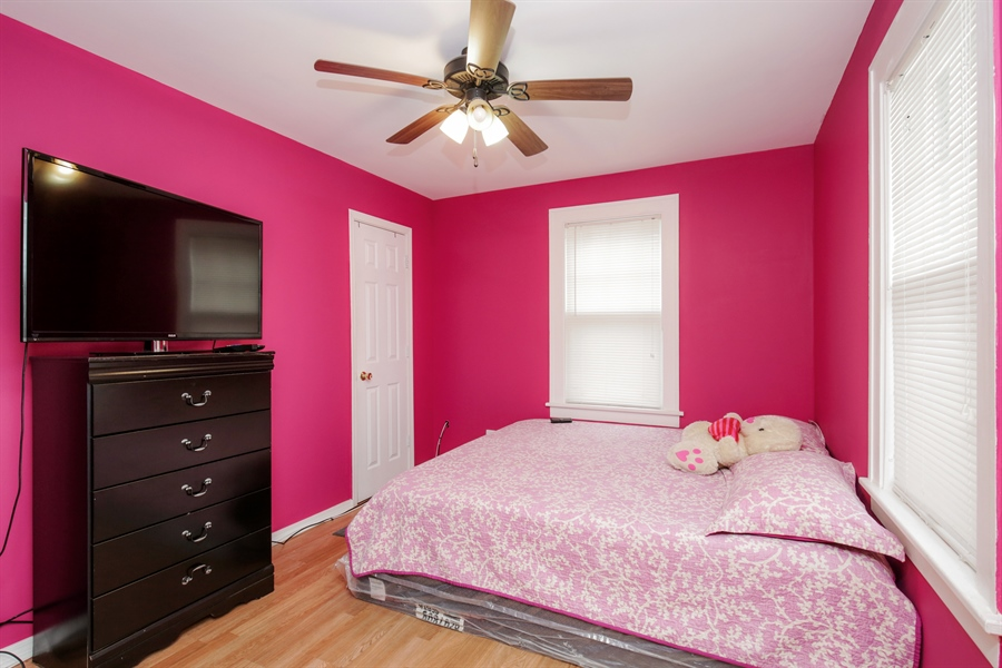 Real Estate Photography - 644 PALACE Street, Aurora, IL, 60506 - 2nd Bedroom