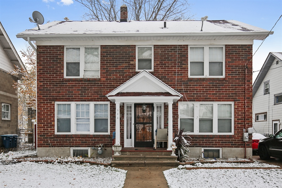 Real Estate Photography - 644 PALACE Street, Aurora, IL, 60506 - Front View