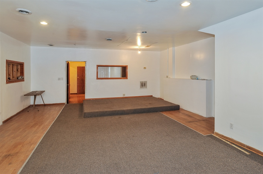 Real Estate Photography - 5301 West Chicago Ave, Chicago, IL, 60651 - Vacant commercial space 1