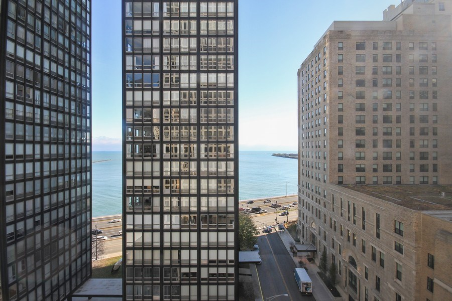 Real Estate Photography - 260 E. Chestnut Street, Unit 1412, Chicago, IL, 60611 - View