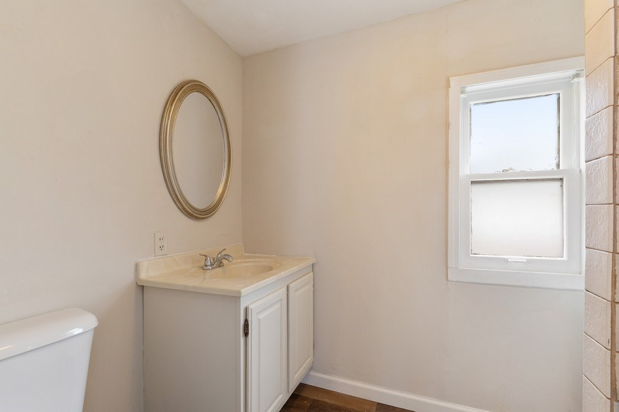 Real Estate Photography - 1034 Norfolk Street, Downers Grove, IL, 60516 - Bathroom