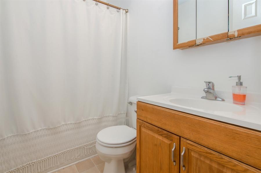 Real Estate Photography - 18 Aspen Lane, Carpentersville, IL, 60110 - 2nd Bathroom