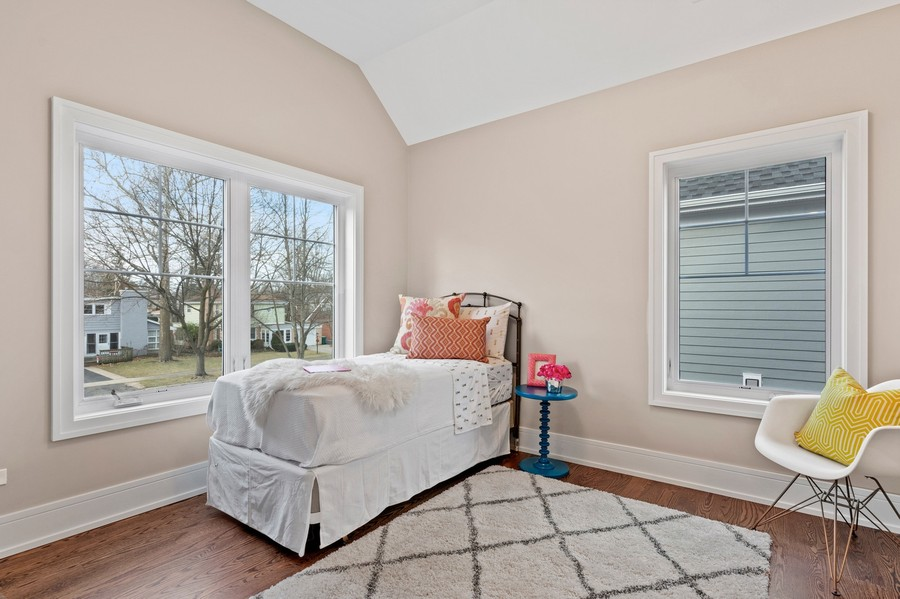 Real Estate Photography - 918 Yale Street, Wilmette, IL, 60091 - Bedroom #2