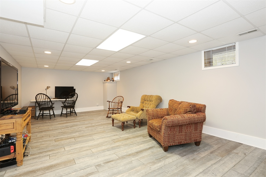 Real Estate Photography - 21 S. Columbia Street, Naperville, IL, 60540 - Basement