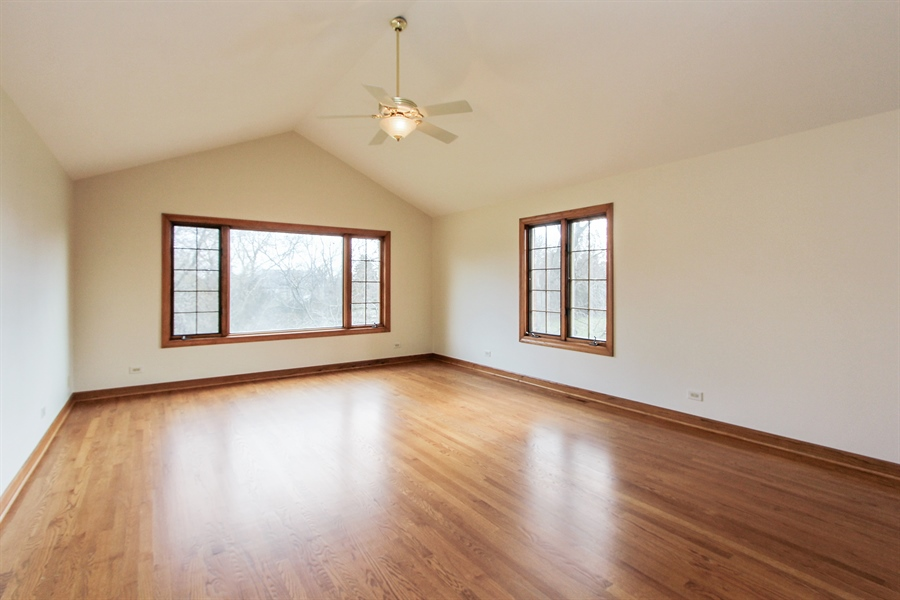 Real Estate Photography - 36 Saint John Dr, Hawthorn Woods, IL, 60047 - Master Bedroom