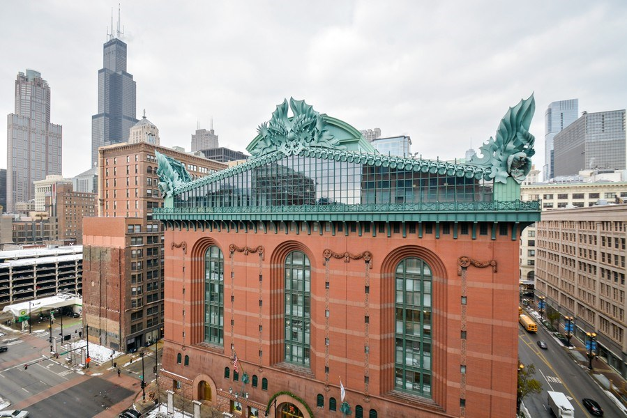 Real Estate Photography - 520 S. State Street, Unit 1109, Chicago, IL, 60605 - View