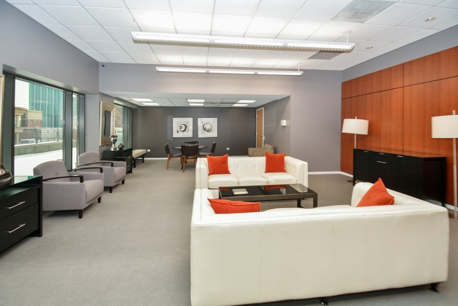 Real Estate Photography - 520 S. State Street, Unit 1109, Chicago, IL, 60605 - Recreational Room