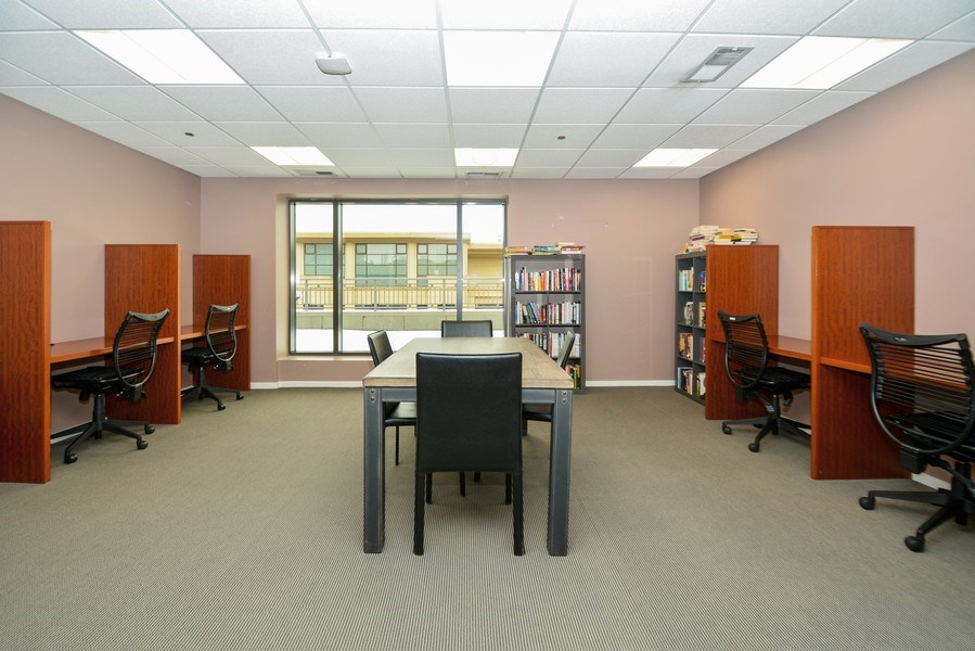 Real Estate Photography - 520 S. State Street, Unit 1109, Chicago, IL, 60605 - Office