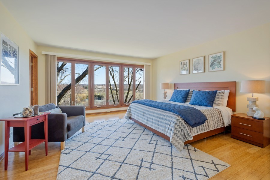 Real Estate Photography - 578 W. Signal Hill Road, North Barrington, IL, 60010 - Master Bedroom