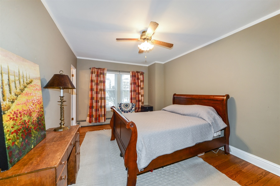 Real Estate Photography - 5510 N. Sheridan Road, Unit 8A, Chicago, IL, 60640 - Master Bedroom