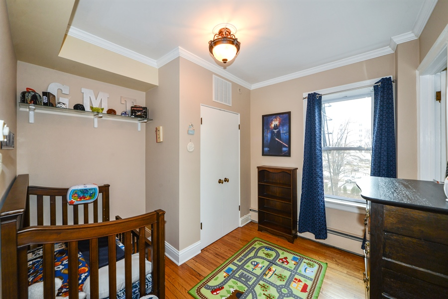 Real Estate Photography - 5510 N. Sheridan Road, Unit 8A, Chicago, IL, 60640 - 2nd Bedroom