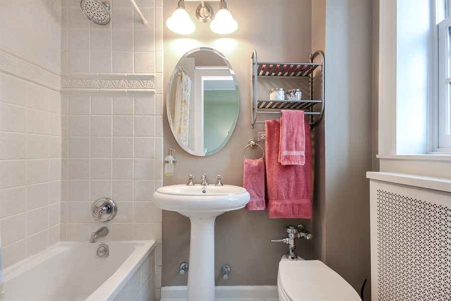 Real Estate Photography - 1120 N. Lake Shore Drive, Unit 11C, Chicago, IL, 60611 - Bathroom