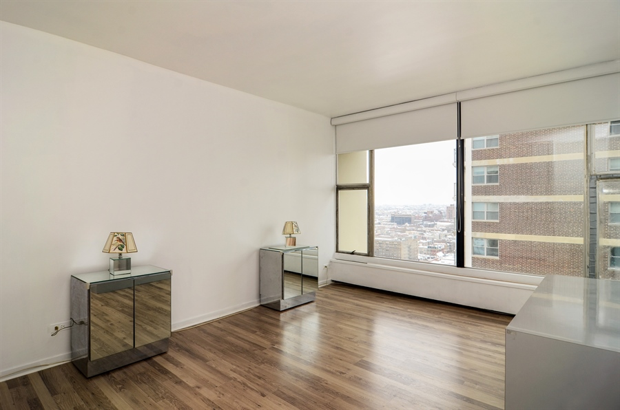 Real Estate Photography - 3200 N. Lake Shore Drive, Unit 2503, Chicago, IL, 60657 - Bedroom
