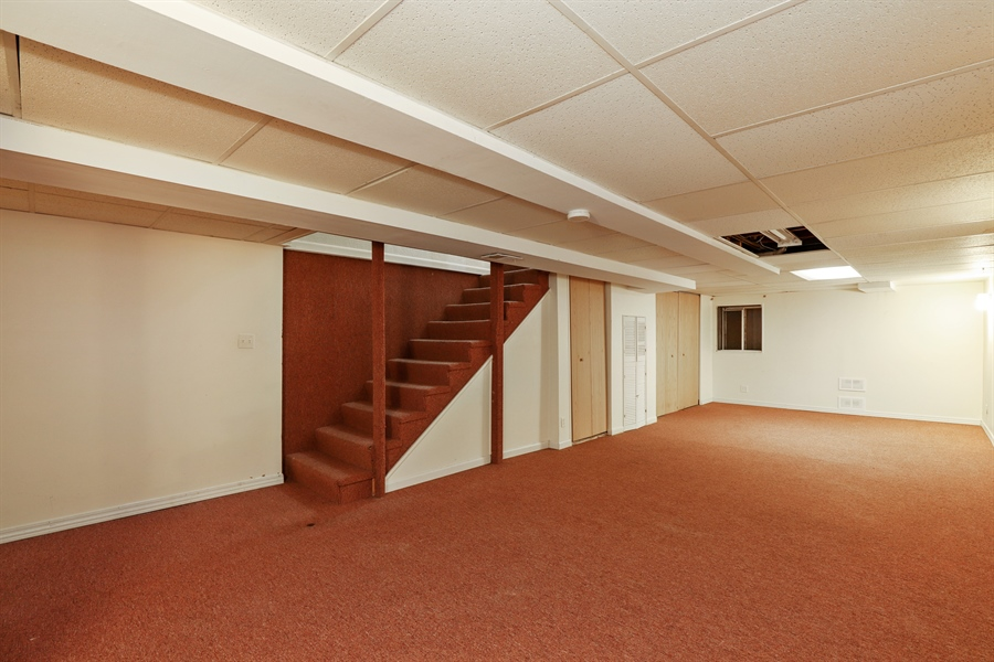 Real Estate Photography - 623 Dove Ct, Grayslake, IL, 60030 - Basement
