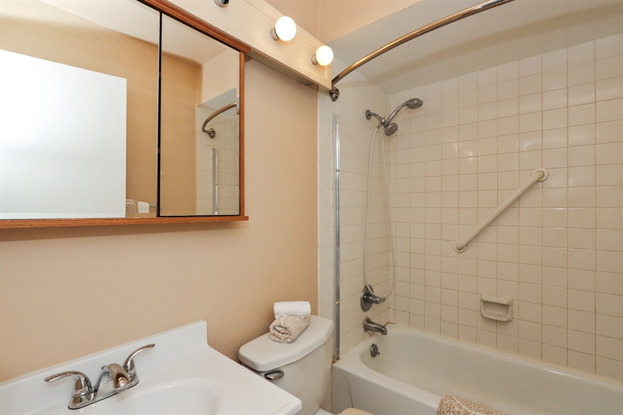 Real Estate Photography - 623 Dove Ct, Grayslake, IL, 60030 - Bathroom