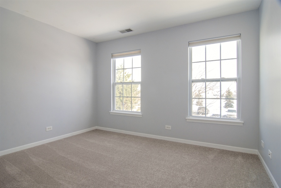 Real Estate Photography - 188 Brompton Drive, Unit A, Sugar Grove, IL, 60554 - 2nd Bedroom